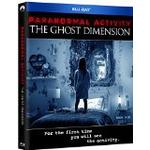 Paranormal activity blu ray Filmer Paranormal Activity: The Ghost Dimension (Blu-ray 3D + Blu-ray) [2015]